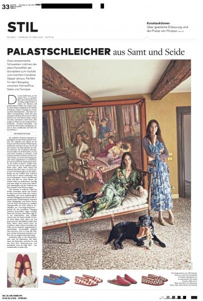 palastschleicher ViBi Venezia 10.04.21