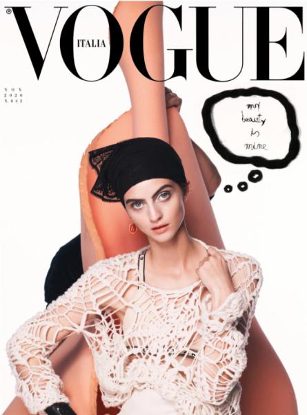 Vogue.it, ViBi Venezia, November 2020
