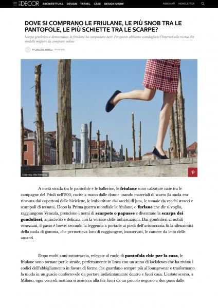 elledecor.com ViBi Venezia 02.03.21