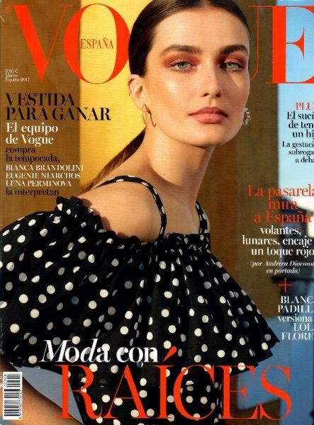 Vogue Spagna, ViBi Venezia, 03.17-page1