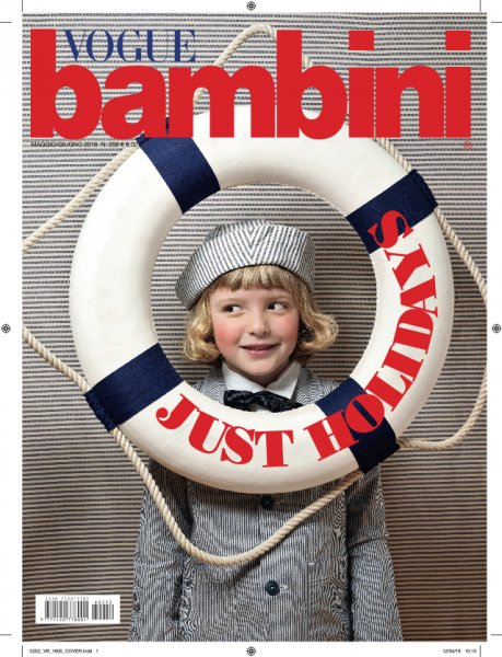VOGUE BAMBINI, ViBi Venezia, May-June 2016-page1