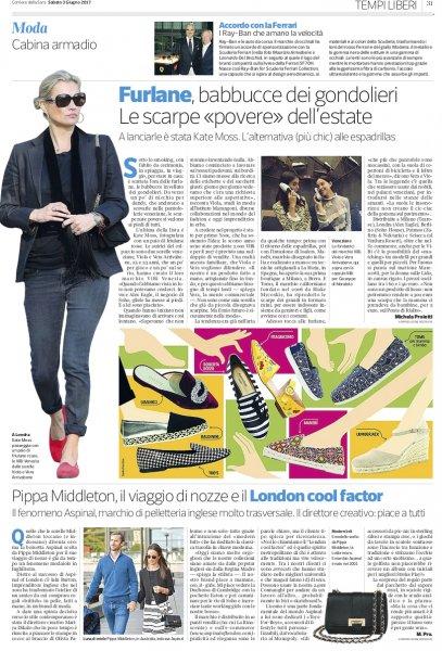 Corriere della Sera, Vibi Venezia, 03.06.17