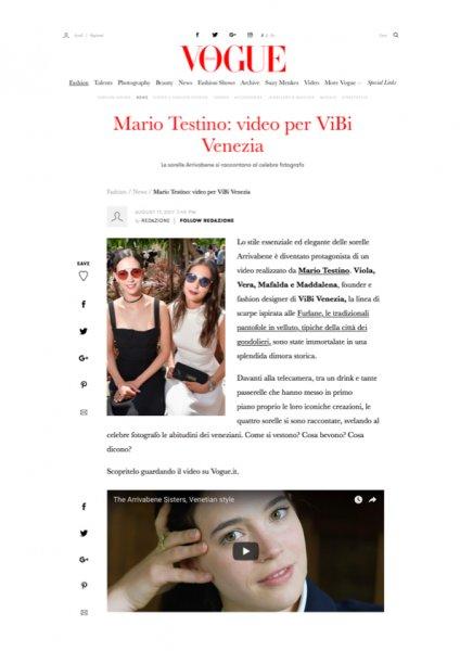 Vogue.it 17.08.17